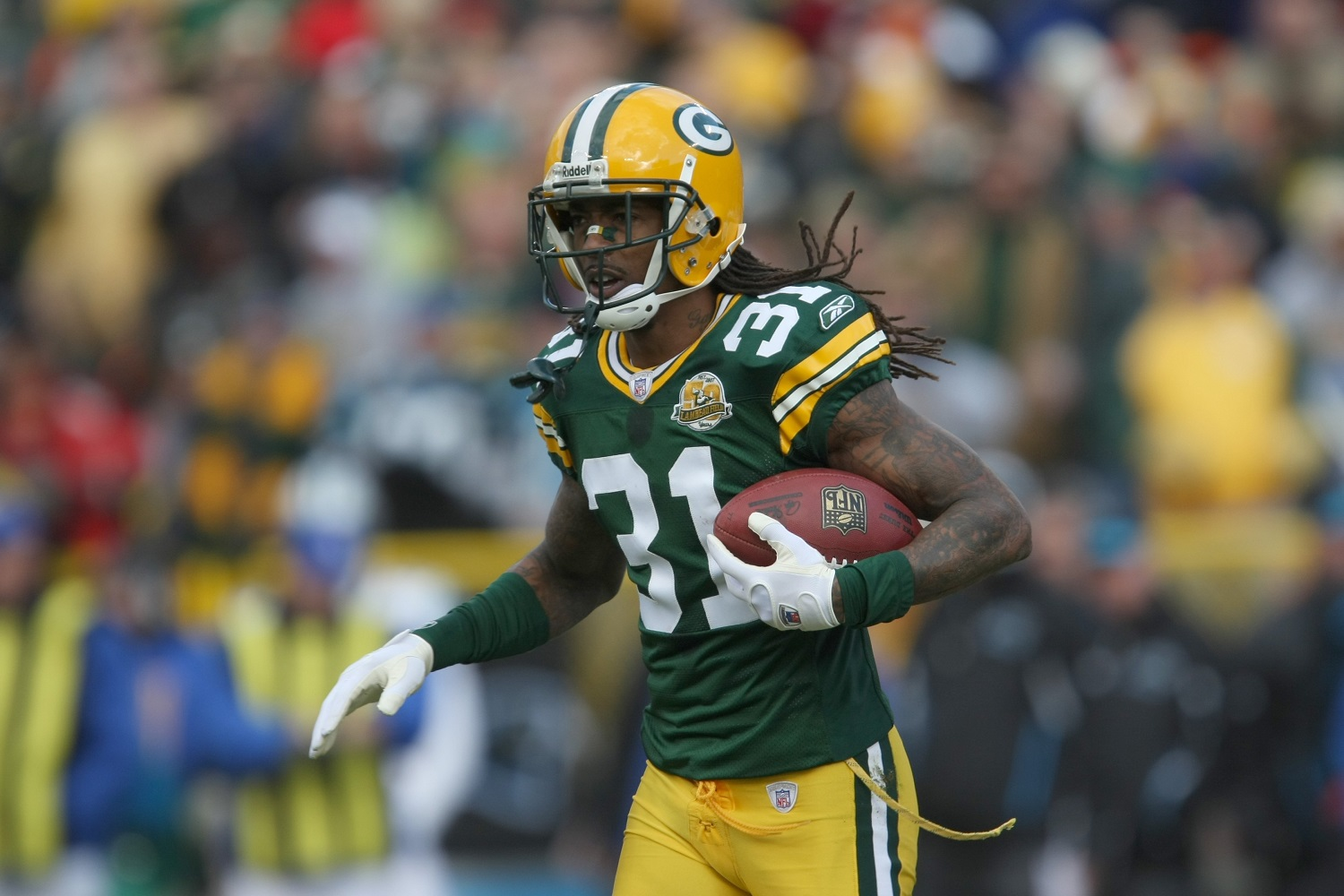 Al Harris was a Pro Bowl cornerback for the Green Bay Packers. | Jonathan Daniel/Getty Images