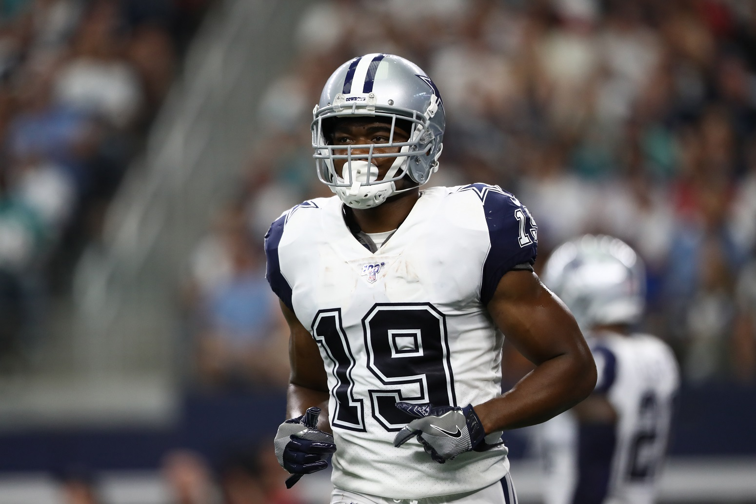 Cowboys wide receiver Amari Cooper
