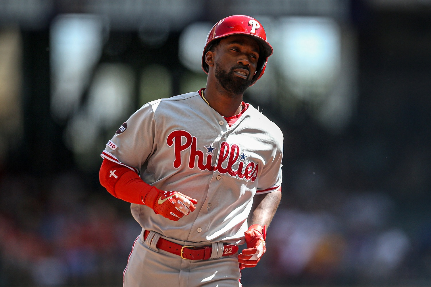 Andrew McCutchen, Philadelphia Phillies