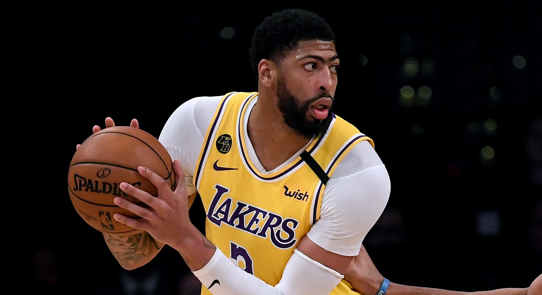 Anthony Davis, Los Angeles Lakers