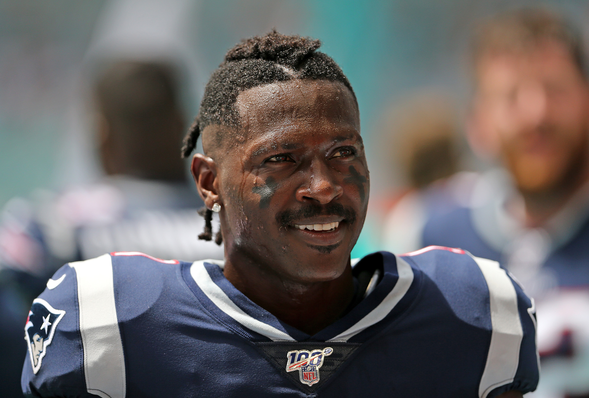 Former Patriots receiver Antonio Brown just announced his retirement ... again.