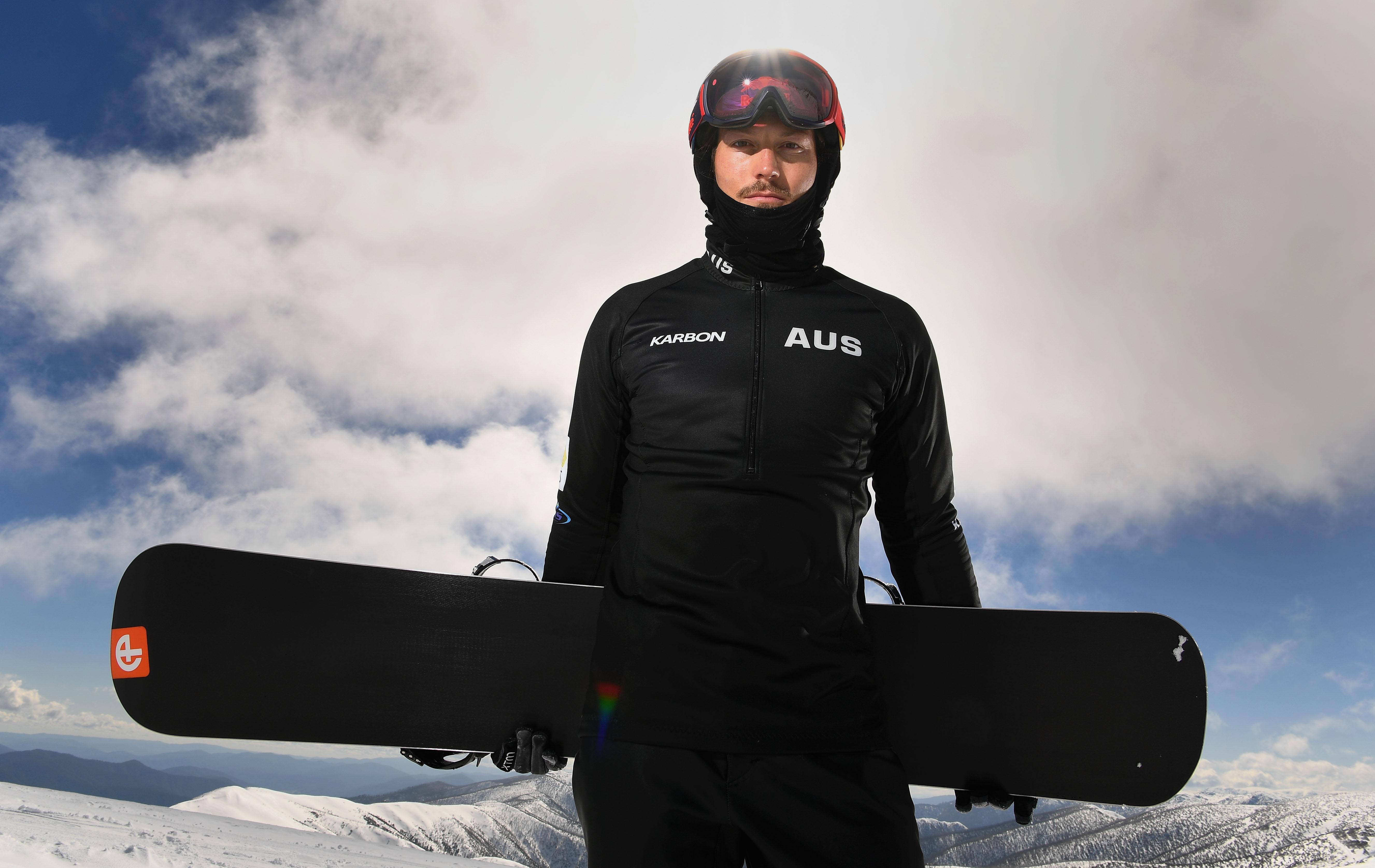 Alex Pullin, Olympic snowboarder