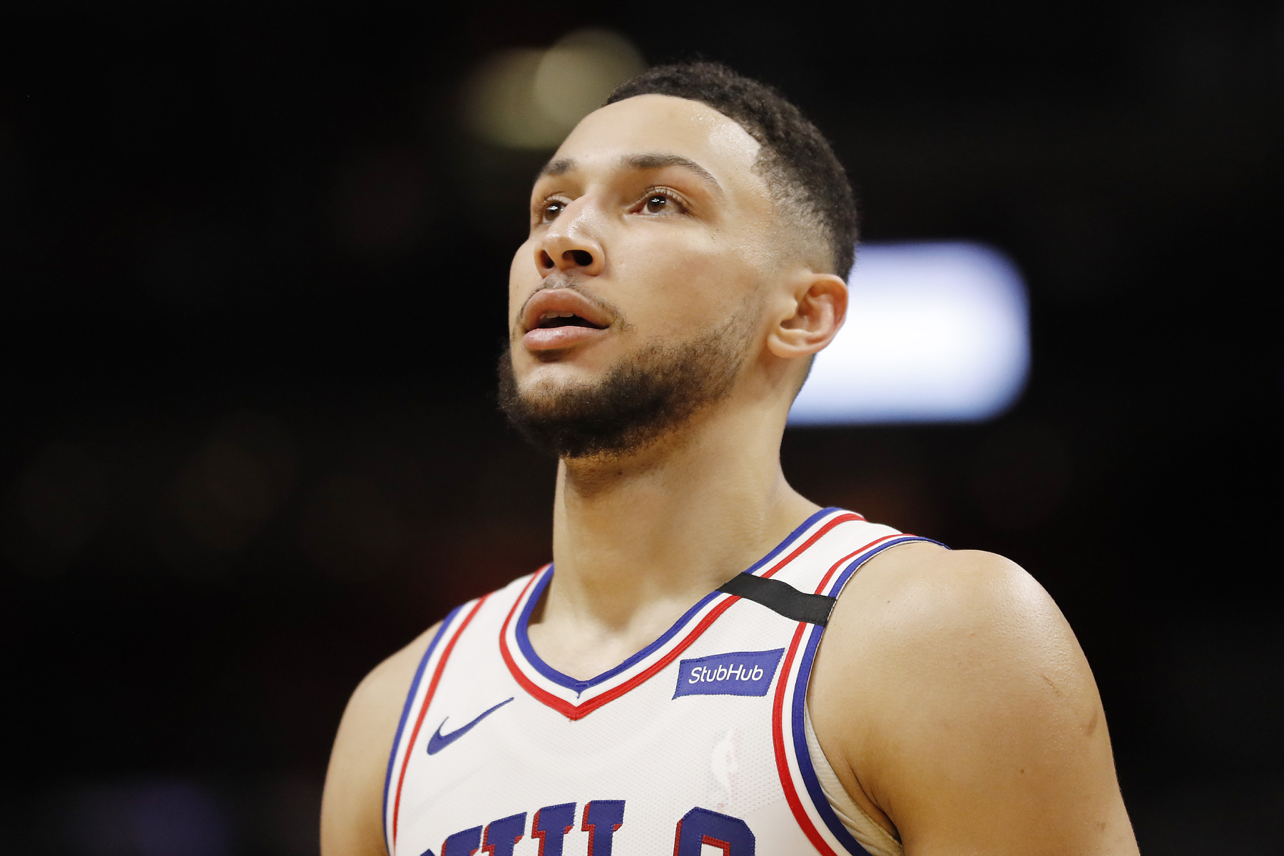 Ben Simmons has been great, but also disappointing, at times for the Philadelphia 76ers. Could he actually be getting replaced?