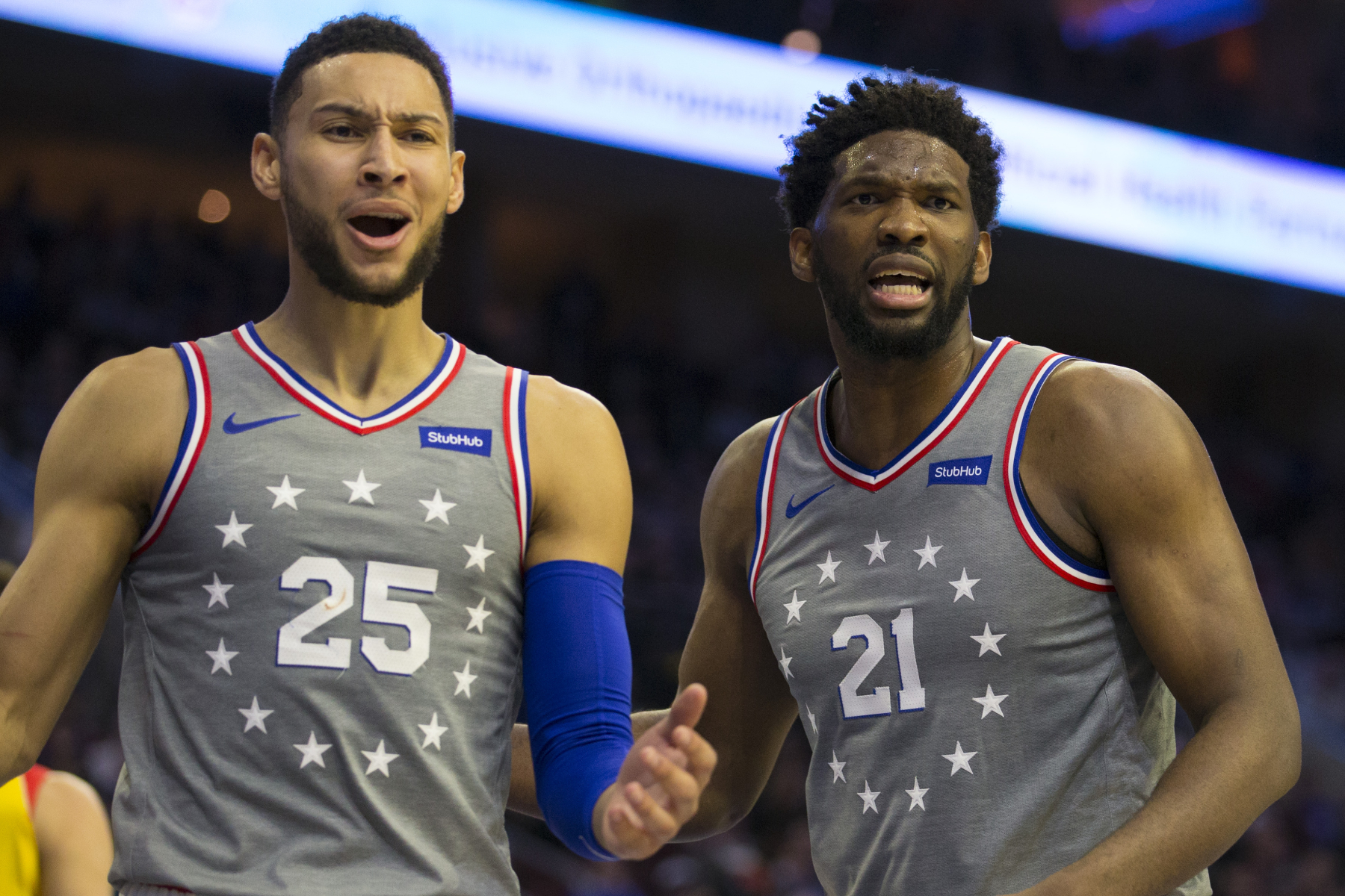 Ben Simmons, Joel Embiid, and the Philadelphia 76ers can go really far in the playoffs. However, their worst nightmare could be coming true.