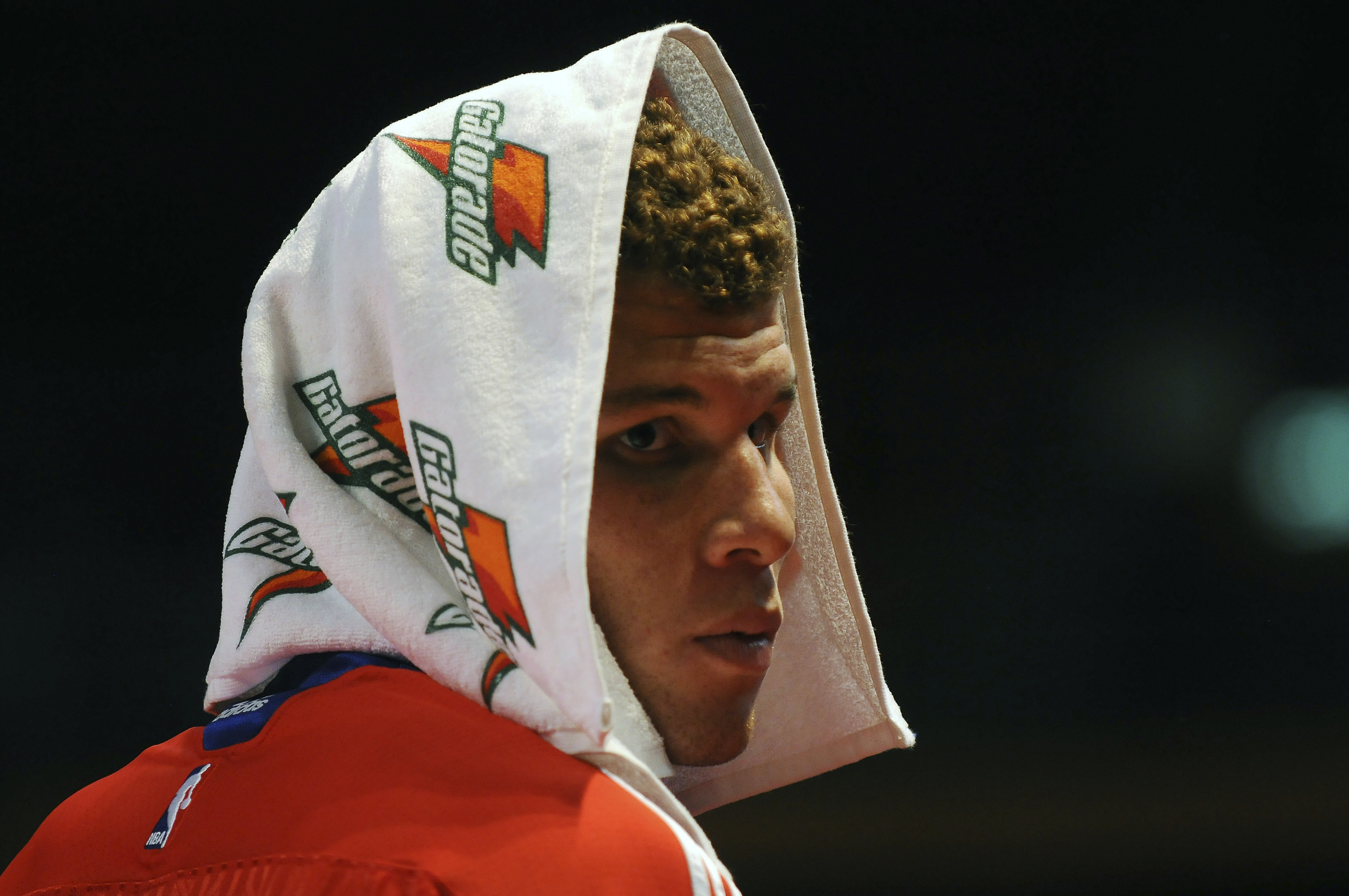 Blake Griffin of Los Angeles Clippers in 201