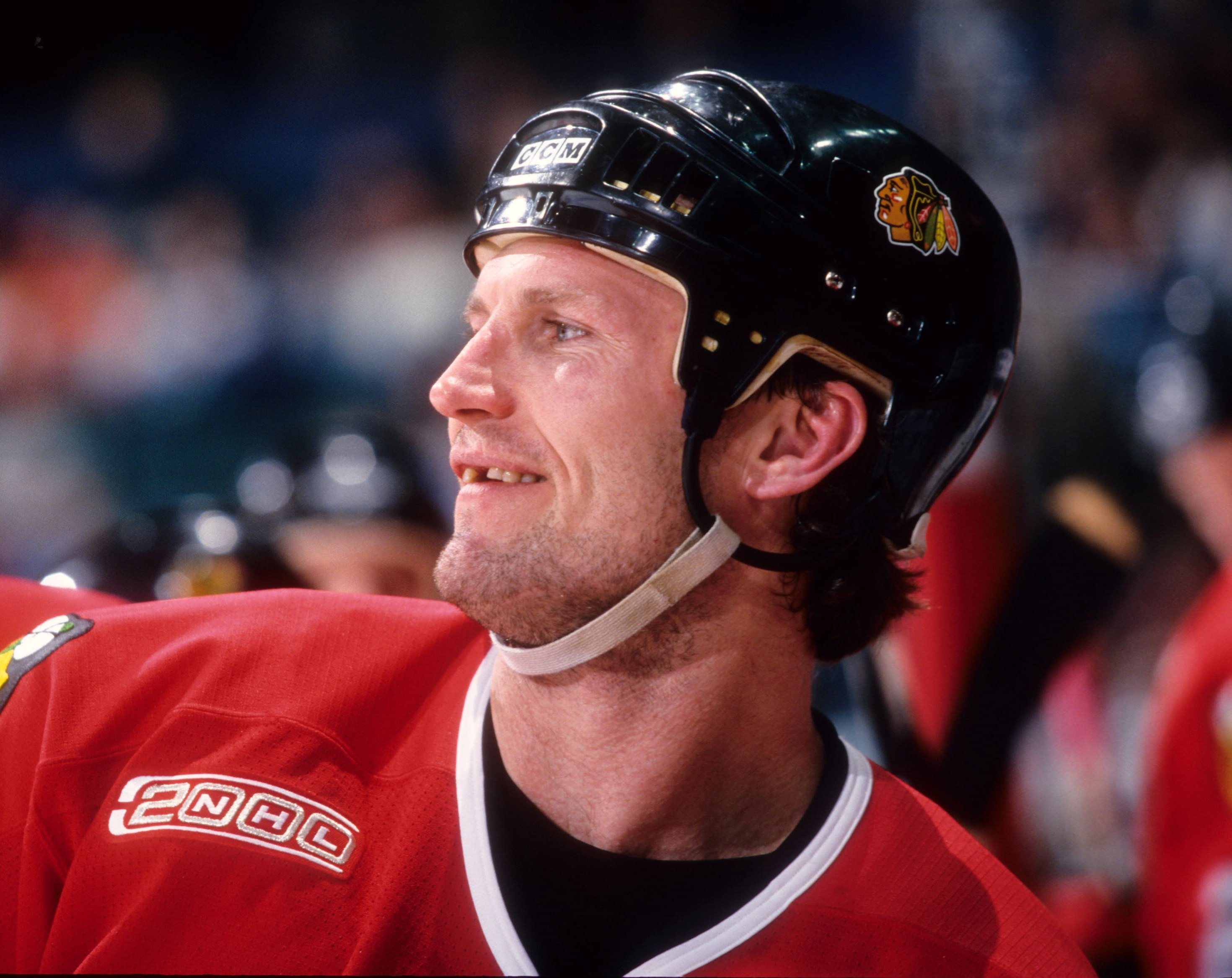 Former Detroit Red Wings and Chicago Blackhawks star Bob Probert died tragically in 2010.Former Detroit Red Wings and Chicago Blackhawks star Bob Probert died tragically in 2010.