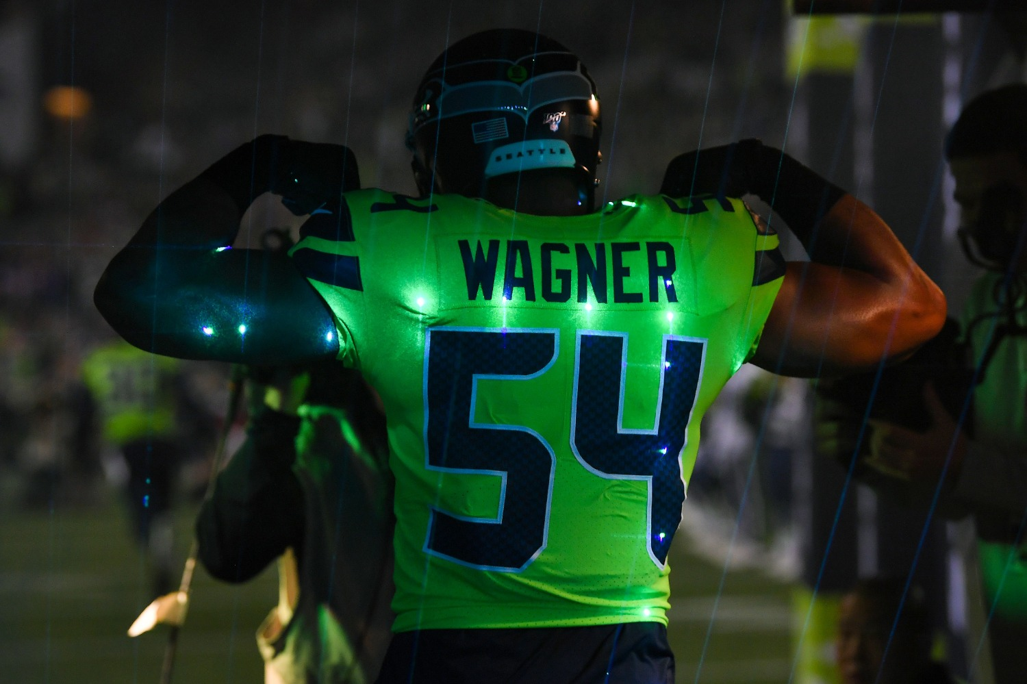 Seahawks linebacker Bobby Wagner is a rising star in the business world.