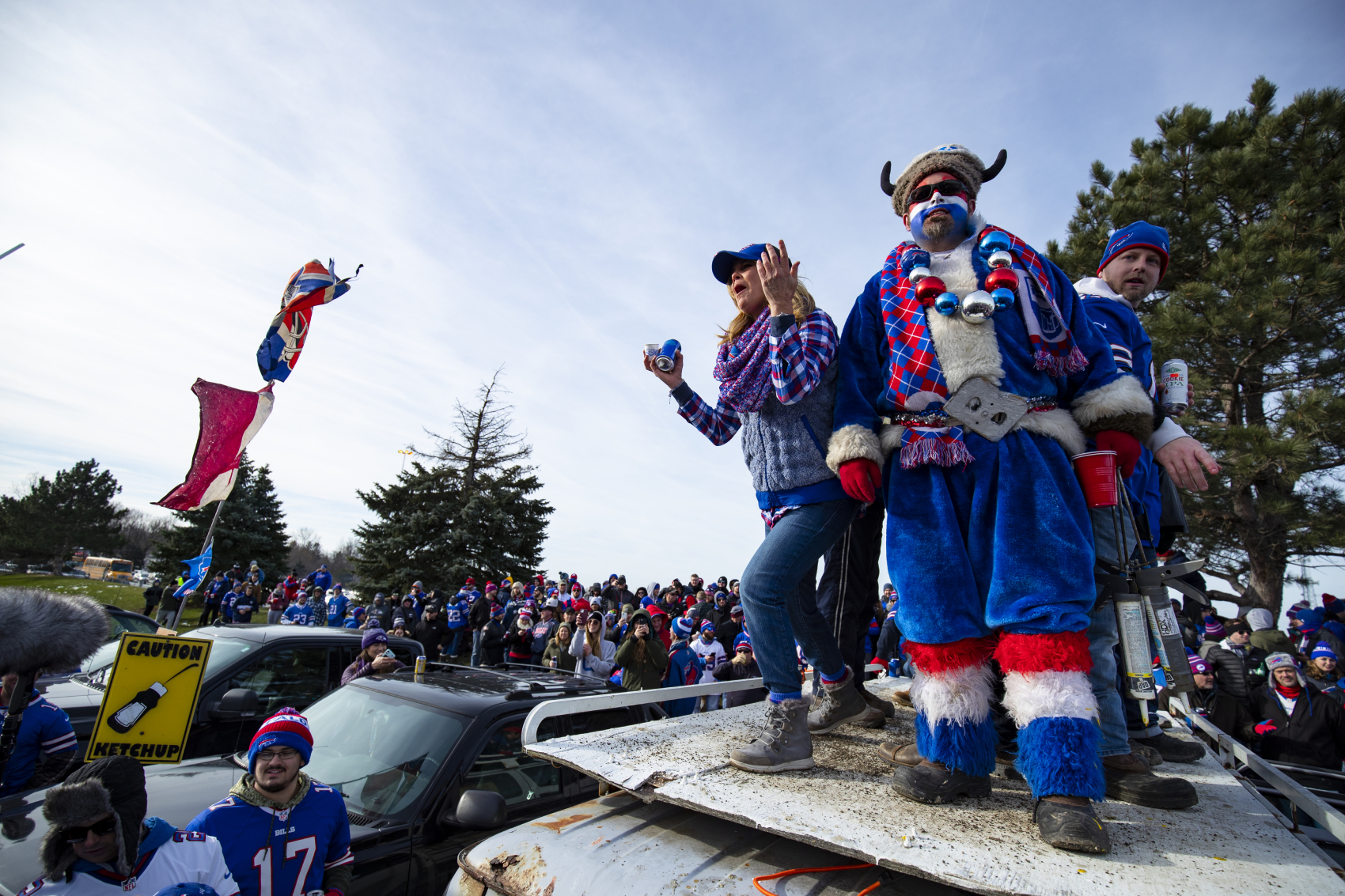 The Buffalo Bills may not be allowed to have tailgates in 2019 because of the coronavirus pandemic.