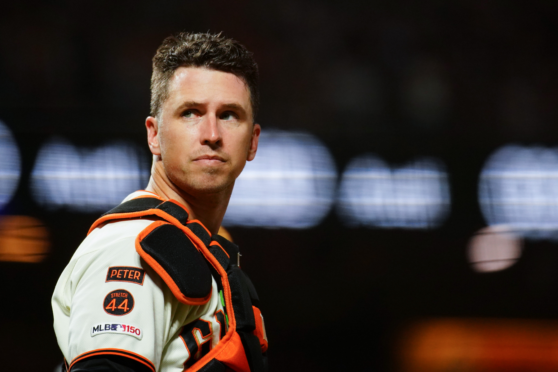 Buster Posey has been one of the best players in the MLB for the Giants over the past decade. Hitting seems to run in his family.