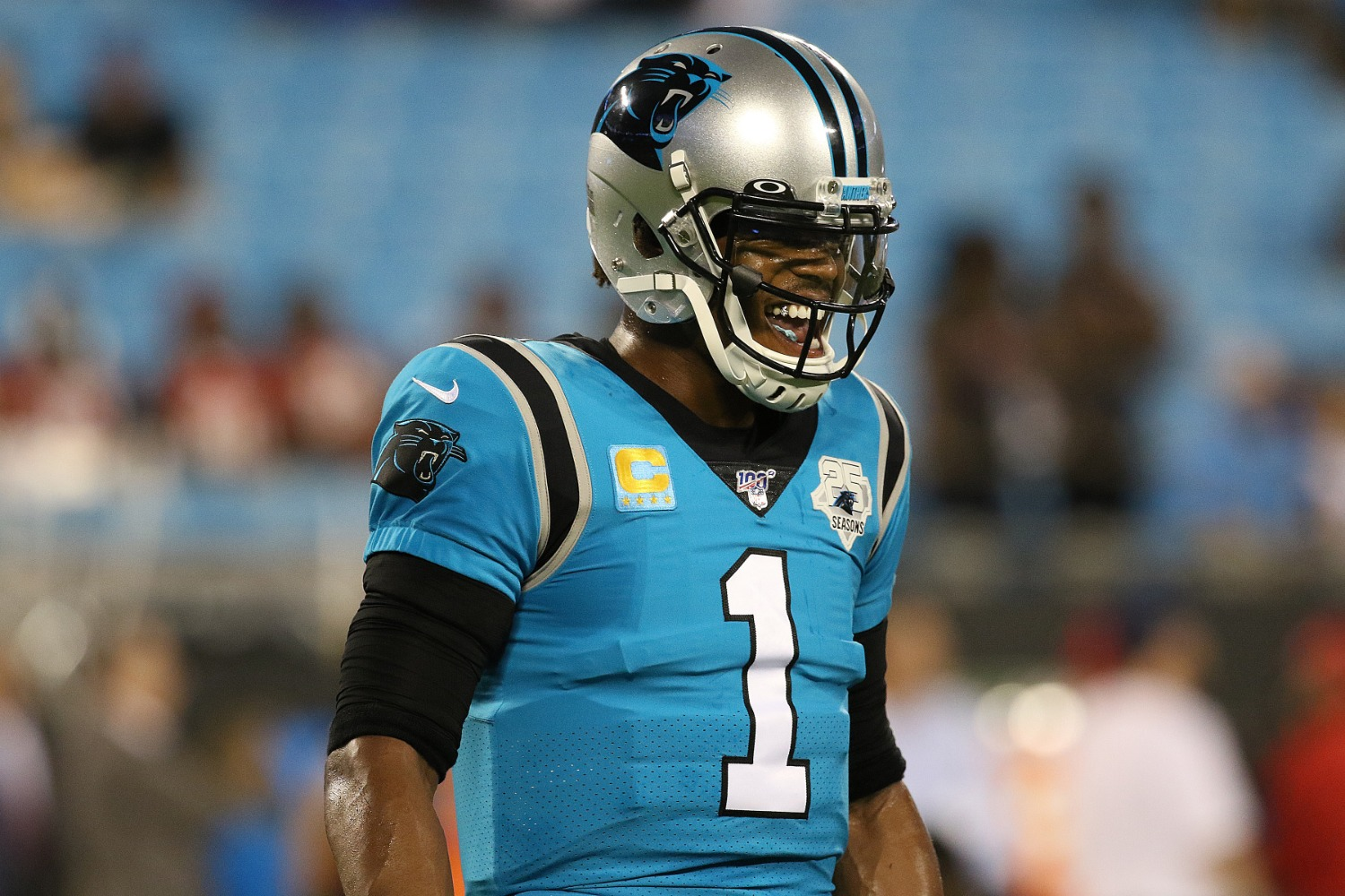 Cam Newton could save his NFL career thanks to his diet.