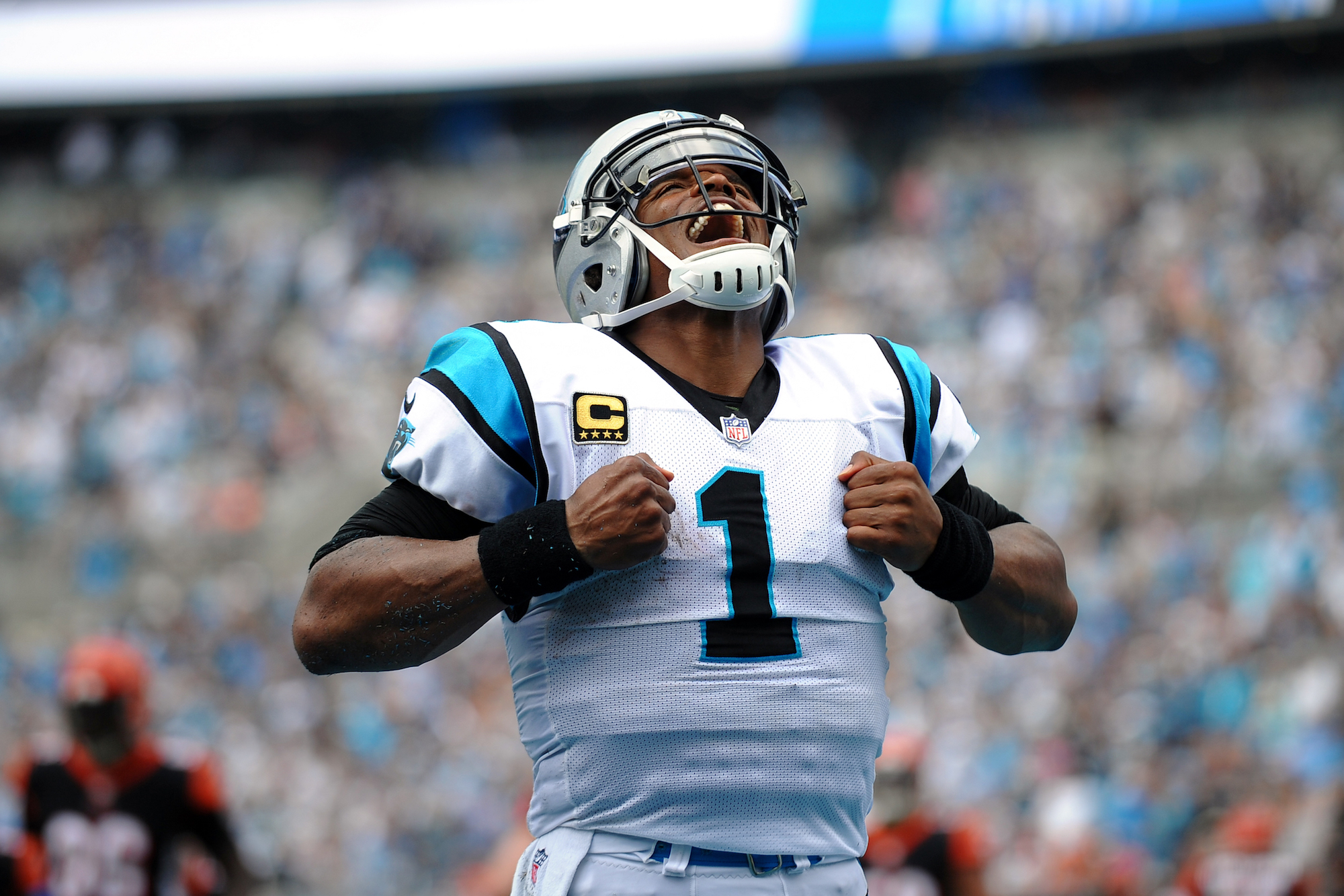 Cam Newton is feeling confident ahead of the 2020 NFL season.