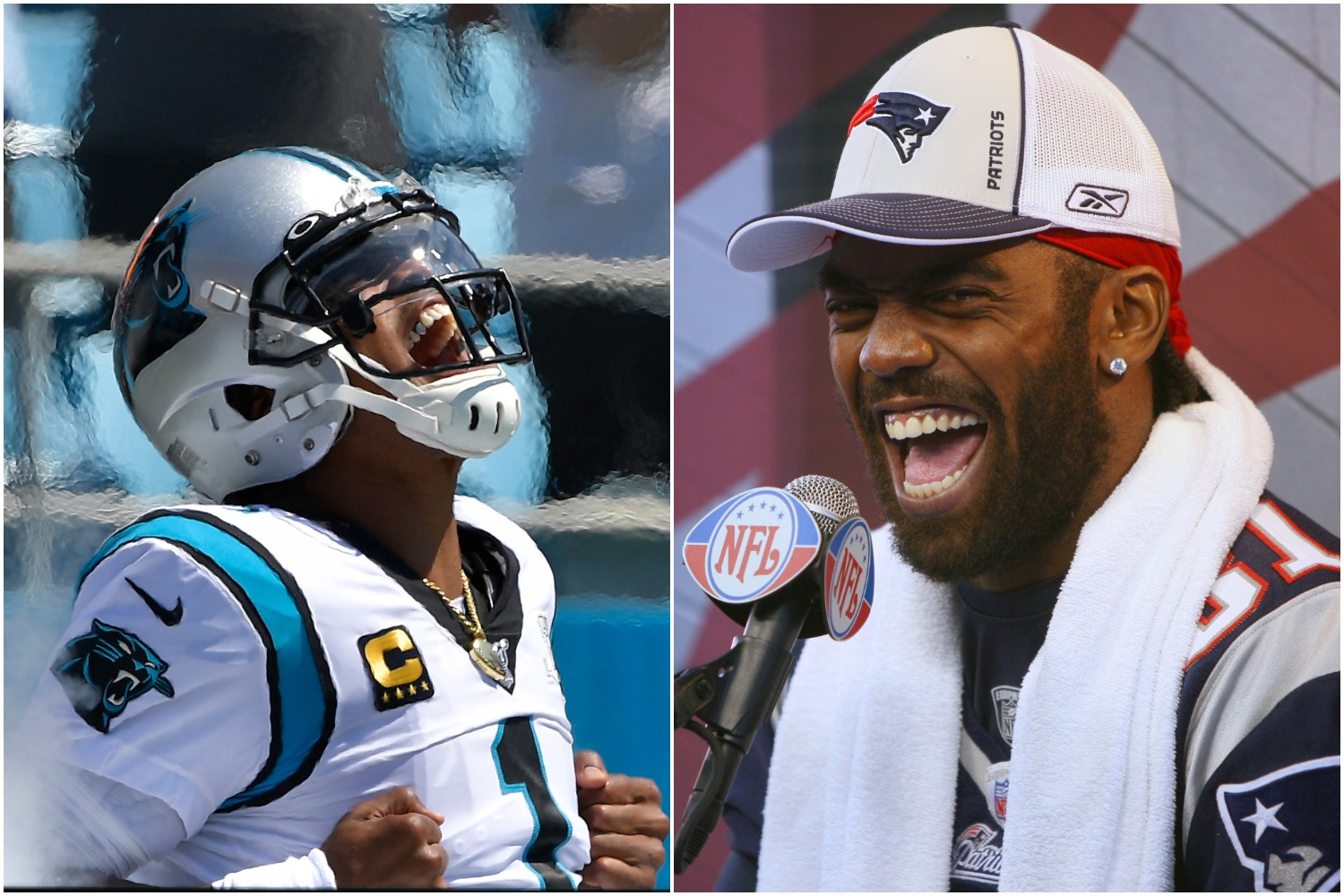 Bill Belichick can turn Cam Newton into the next Randy Moss for the New England Patriots.