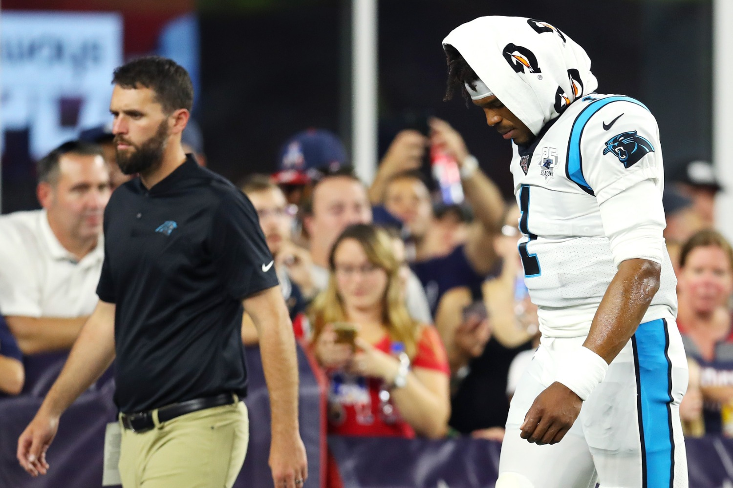 Cam Newton just suffered a crippling blow to his comeback chances with Marcus Cannon opting out from playing the 2020 season with the Patriots.