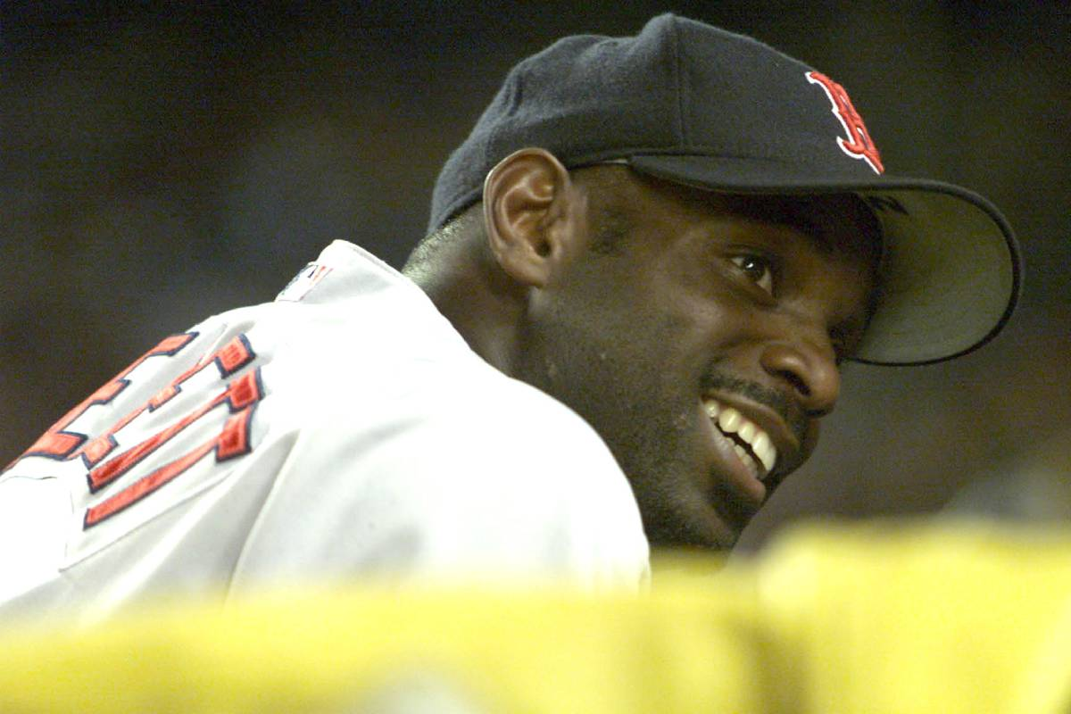 Former Boston Red Sox outfielder Carl Everett was mocked over his religious views.