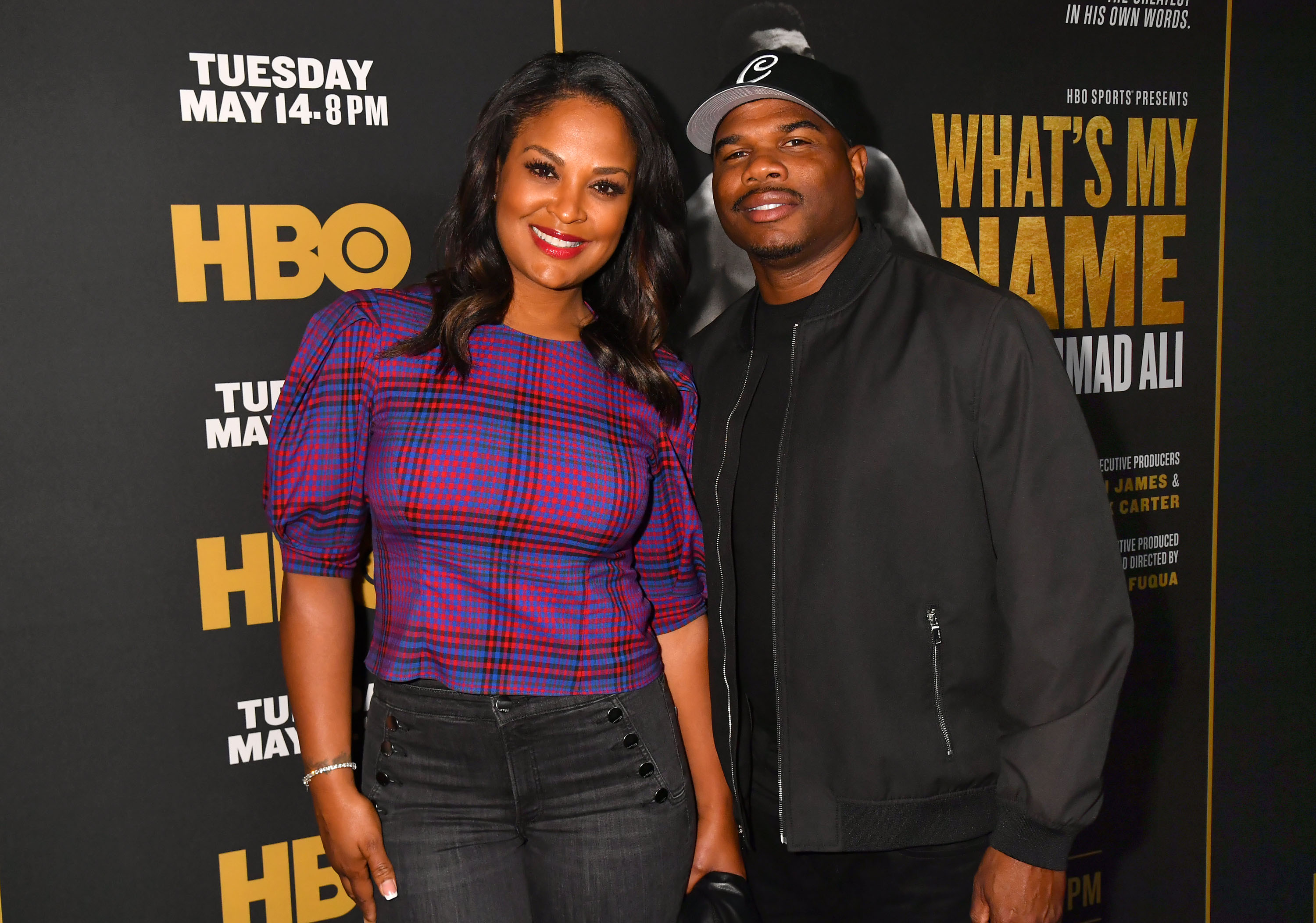 Laila Ali and Husband Former NFL Star Curtis Conway: Who Has a Higher Net Worth?