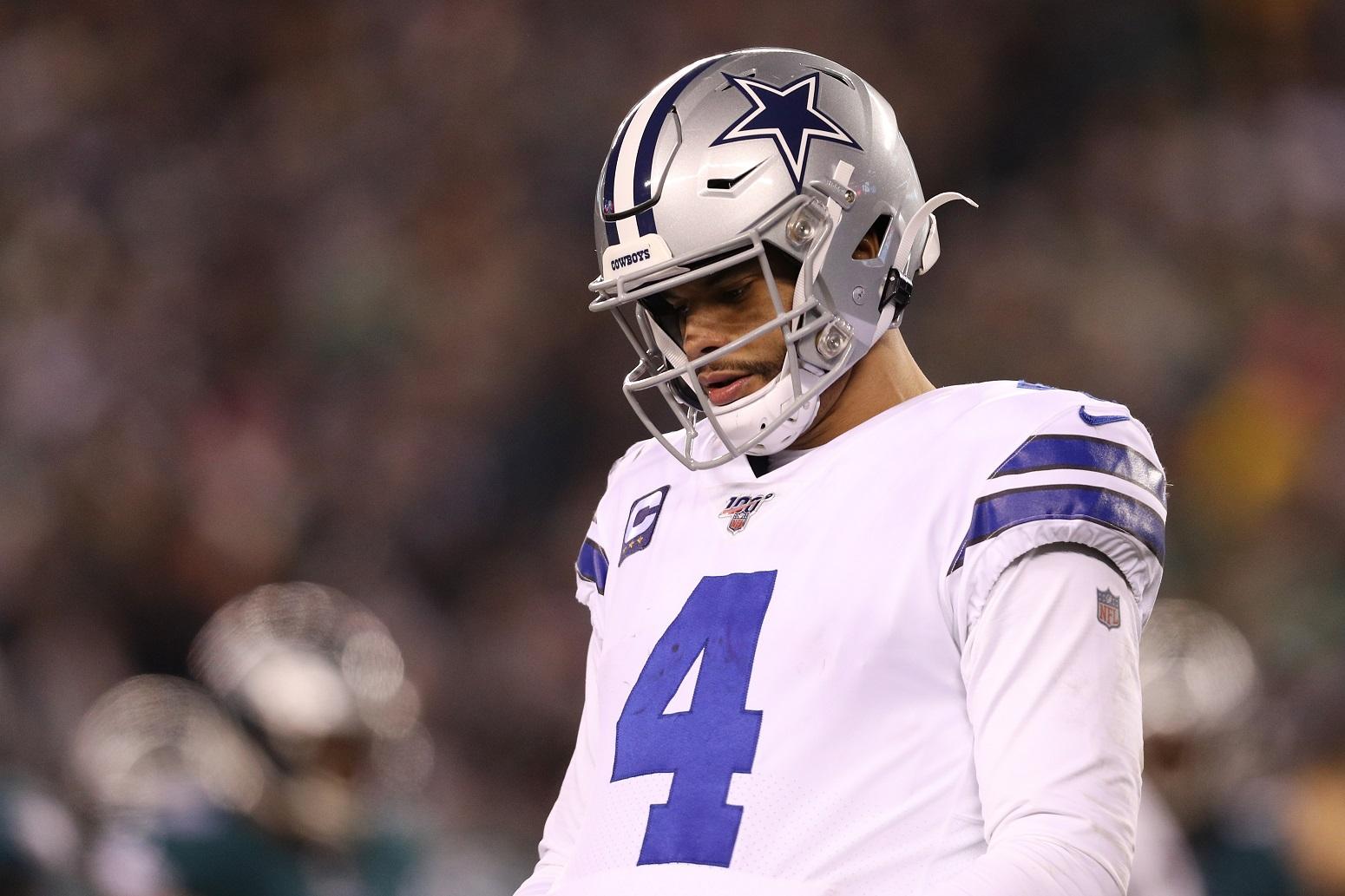 Dallas Cowboys Dak Prescott