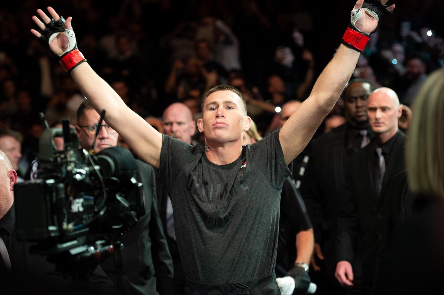 UFC Darren Till