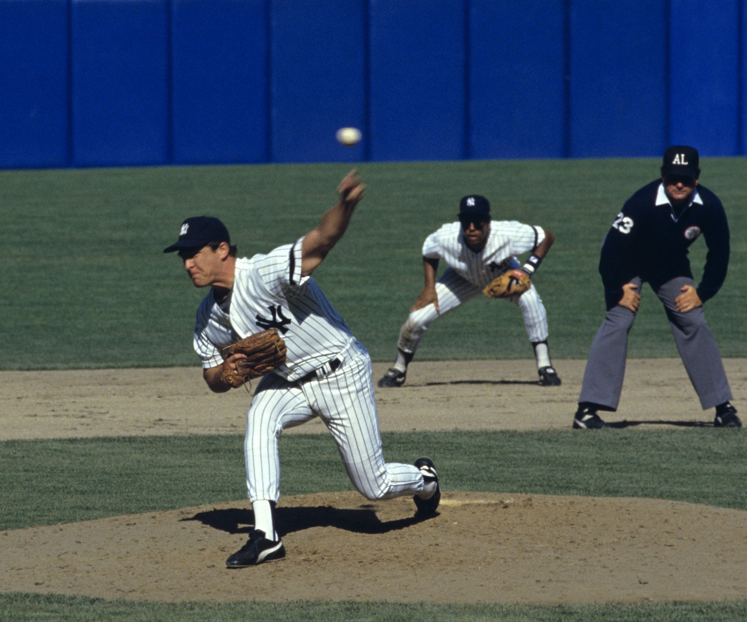 Dave Righetti's 1983 no-hitter was his last career shutout. He went o to become one of the game's top closers.