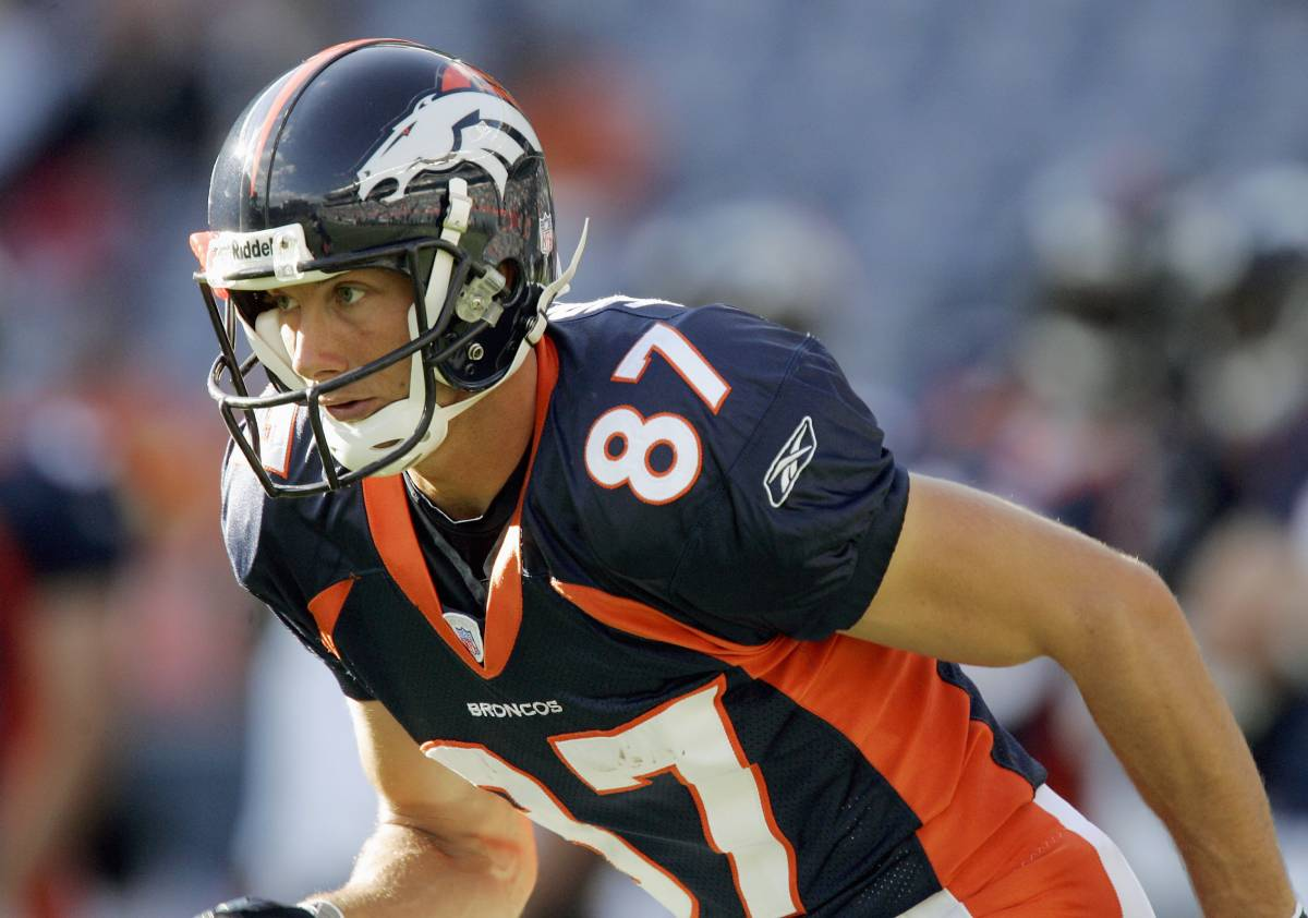 Not even a lie detector could save David Kircus' receiving job with the Denver Broncos.