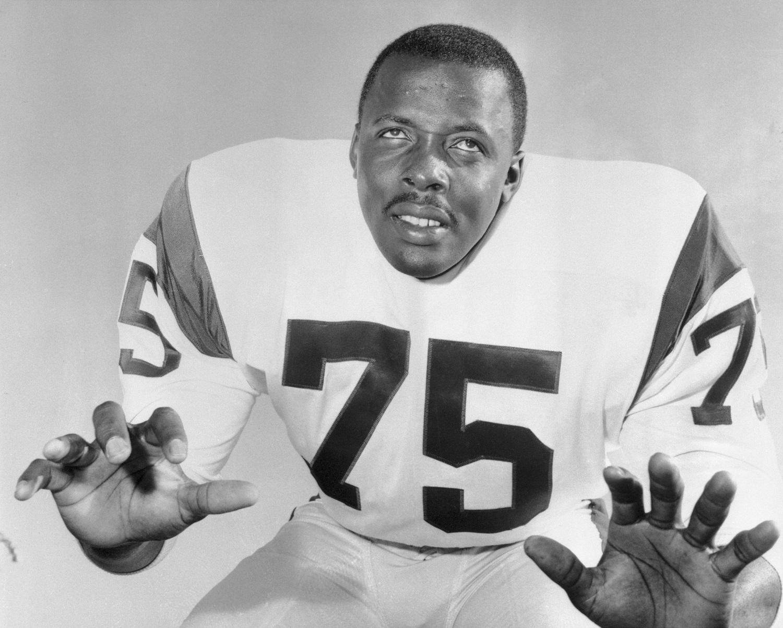 Hall of Famer Deacon Jones