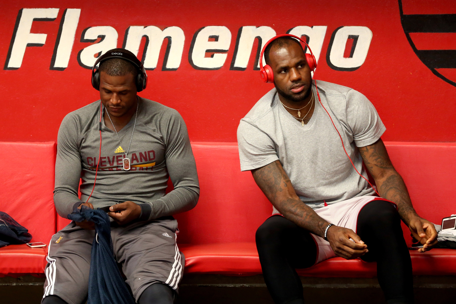 Dion Waiters is now playing with LeBron James on the Lakers. However, it didn't go well when the two played together on the Cavaliers.