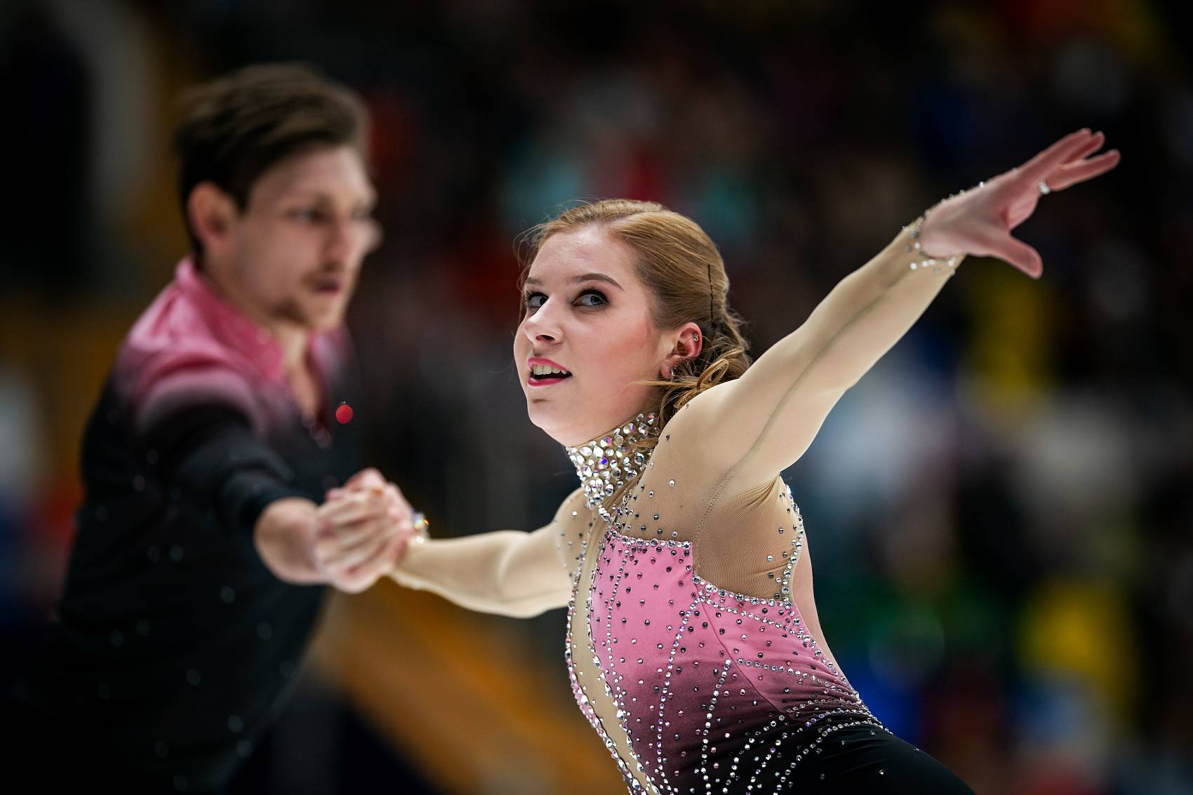 Ekaterina Alexandrovskaya, a two-time Australian national champion skater, tragically died at the age of 20.