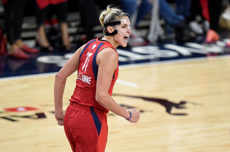 WNBA player Elena Delle Donne