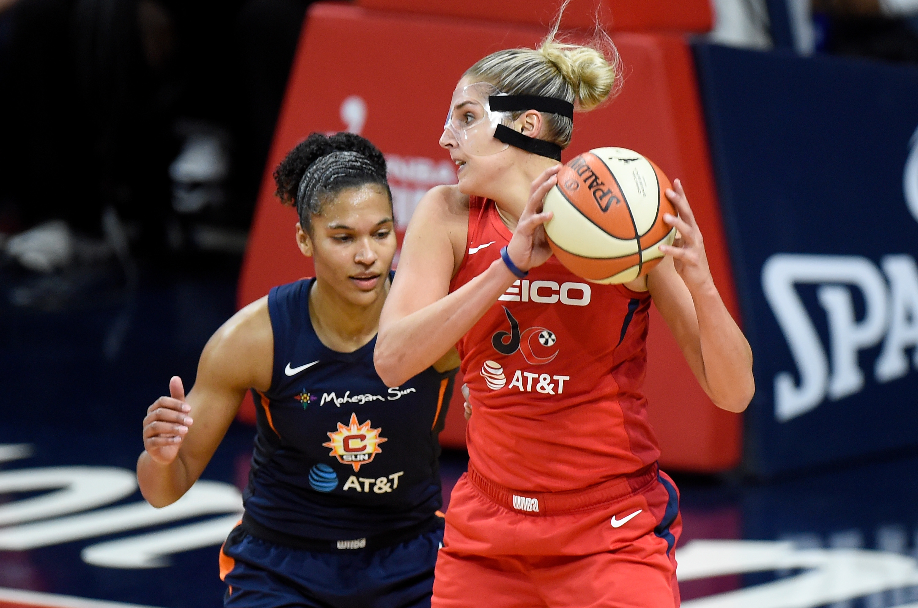 2019 WNBA Finals - Game Five