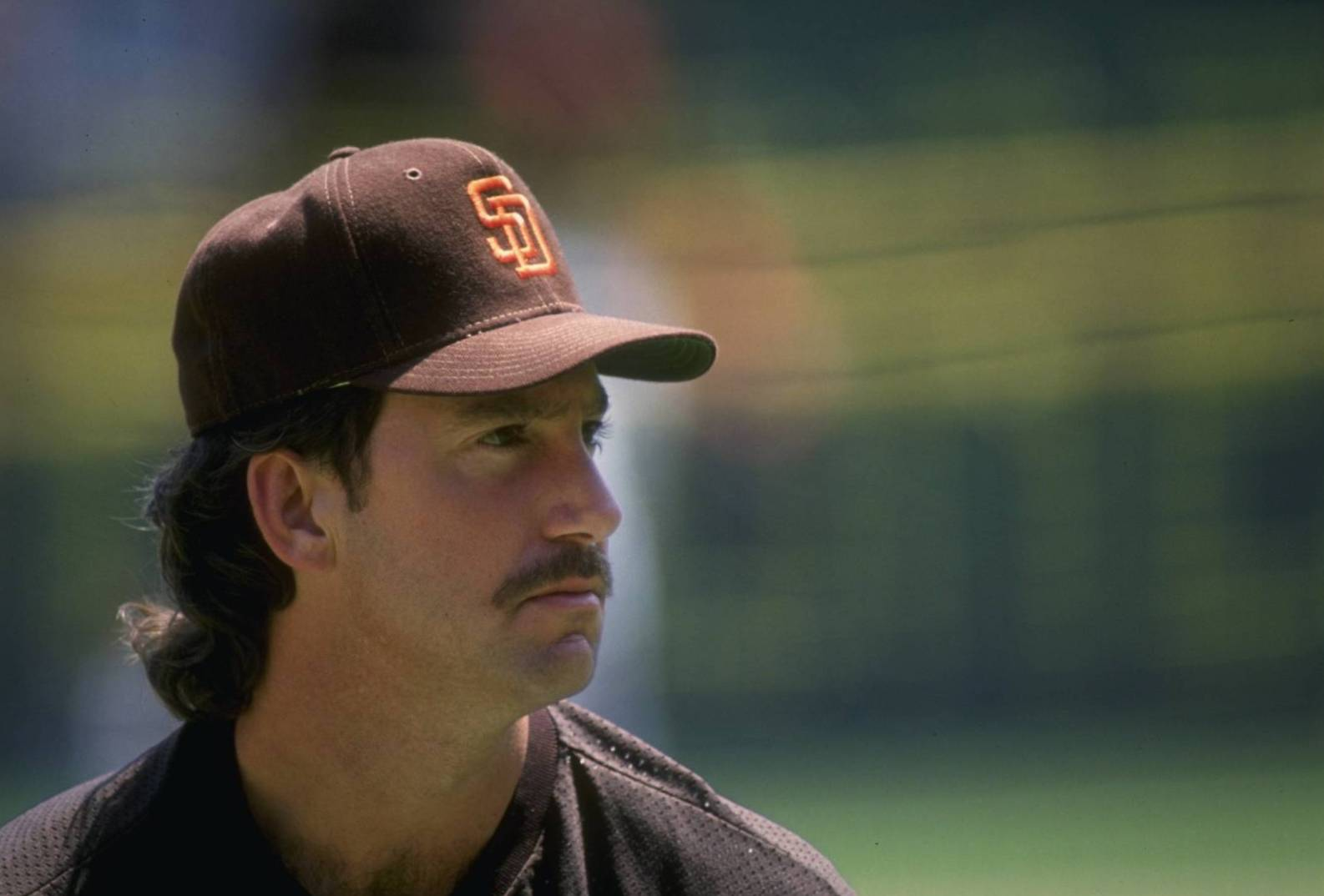 Former Padres pitcher Eric Show allowed Pete Rose's record-setting hit in 1985. Show later died of a drug overdose.
