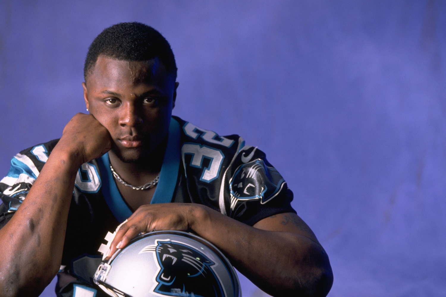 Carolina Panthers running back Fred Lane suffered a tragic death when his wife shot and killed him.