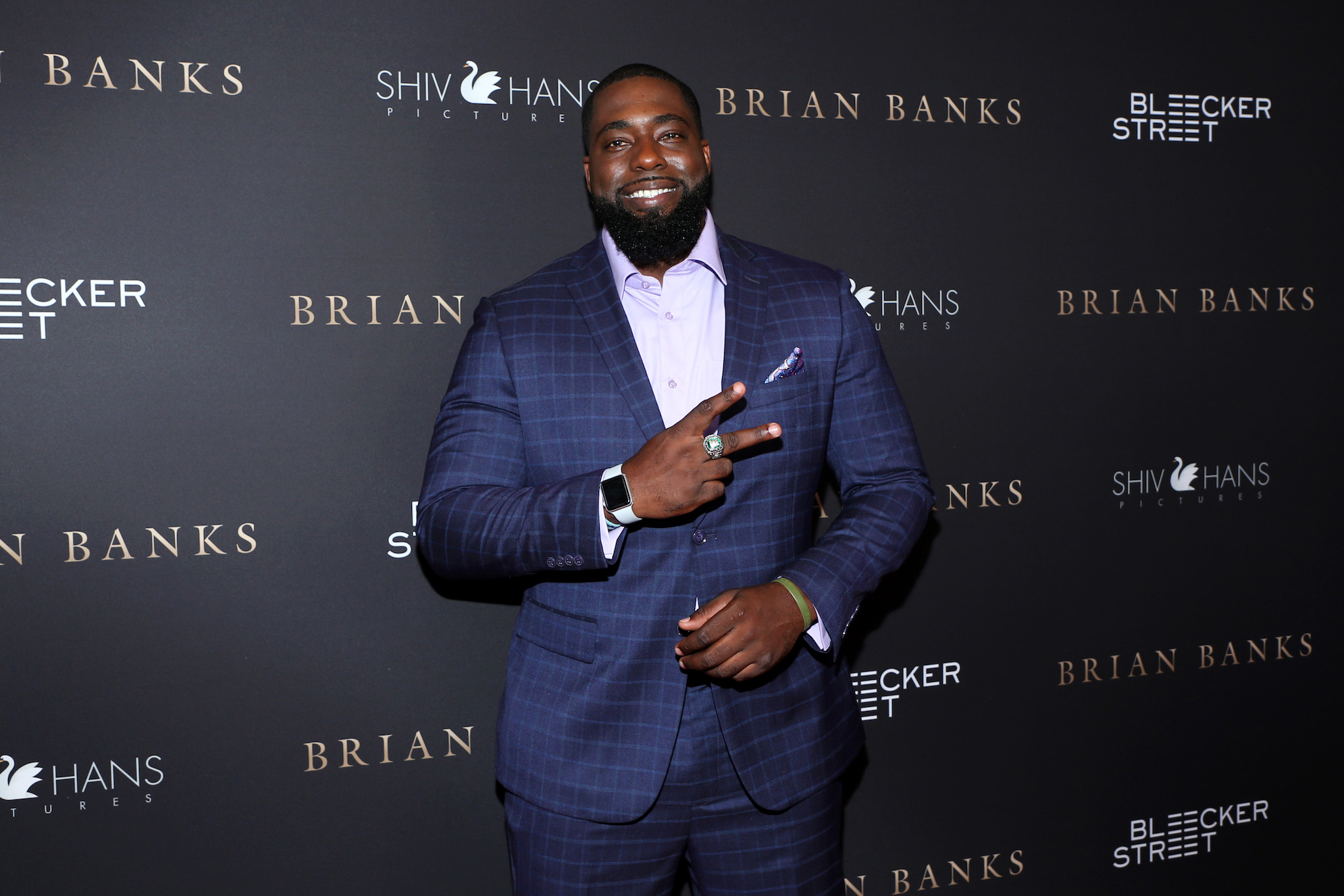 Brian Banks was a high school football star in California, but his college and NFL dreams were shattered by a wrongful conviction.