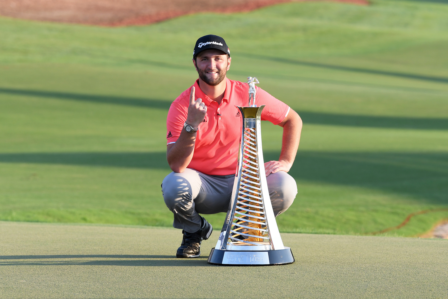 Jon Rahm has a commanding four-shot lead heading into the final round at The Memorial, and he can become No.1 in the world with a win.