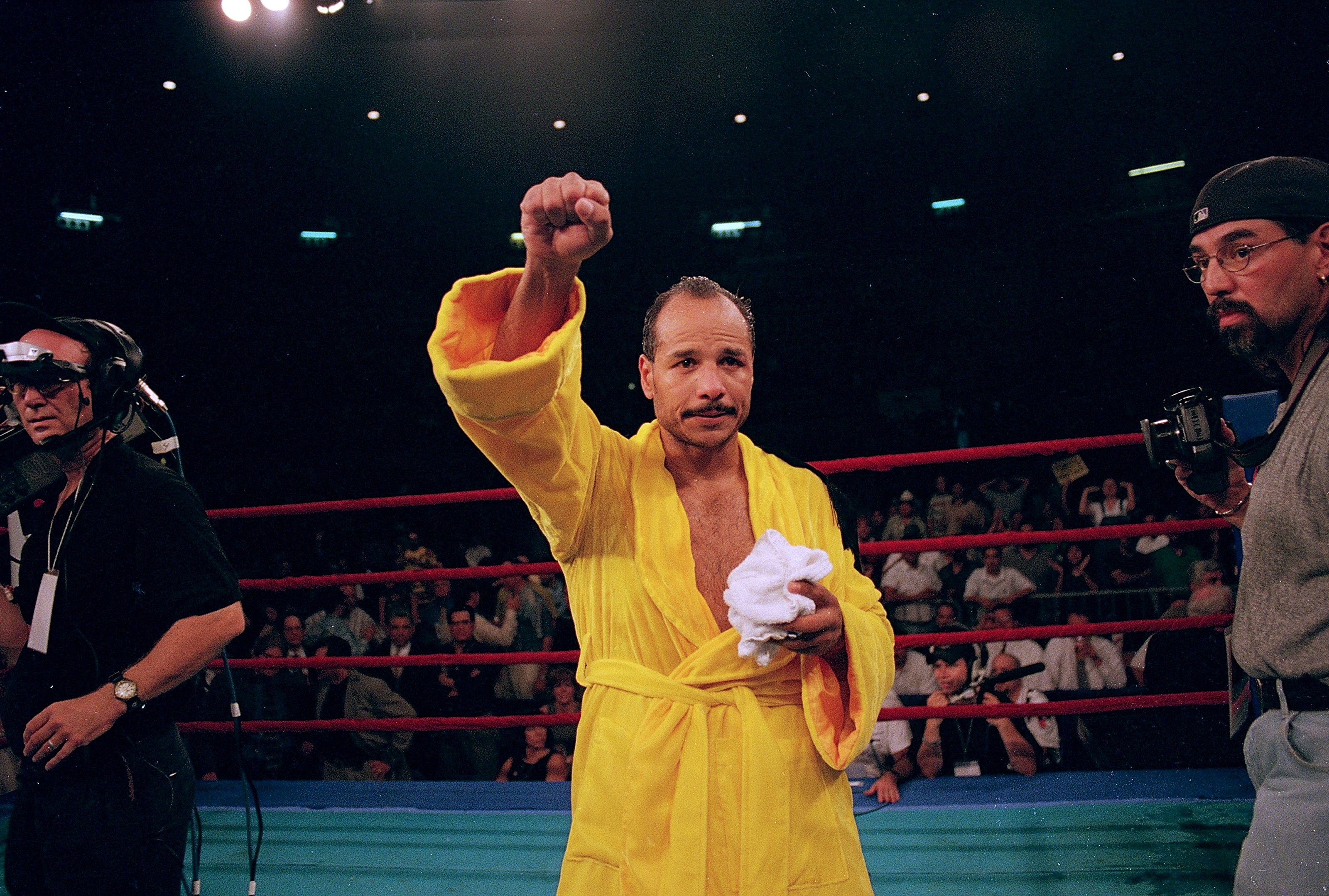 Tony Ayala Jr. had unlimited talent in the boxing ring, but his tumultuous personal life destroyed his promising career.