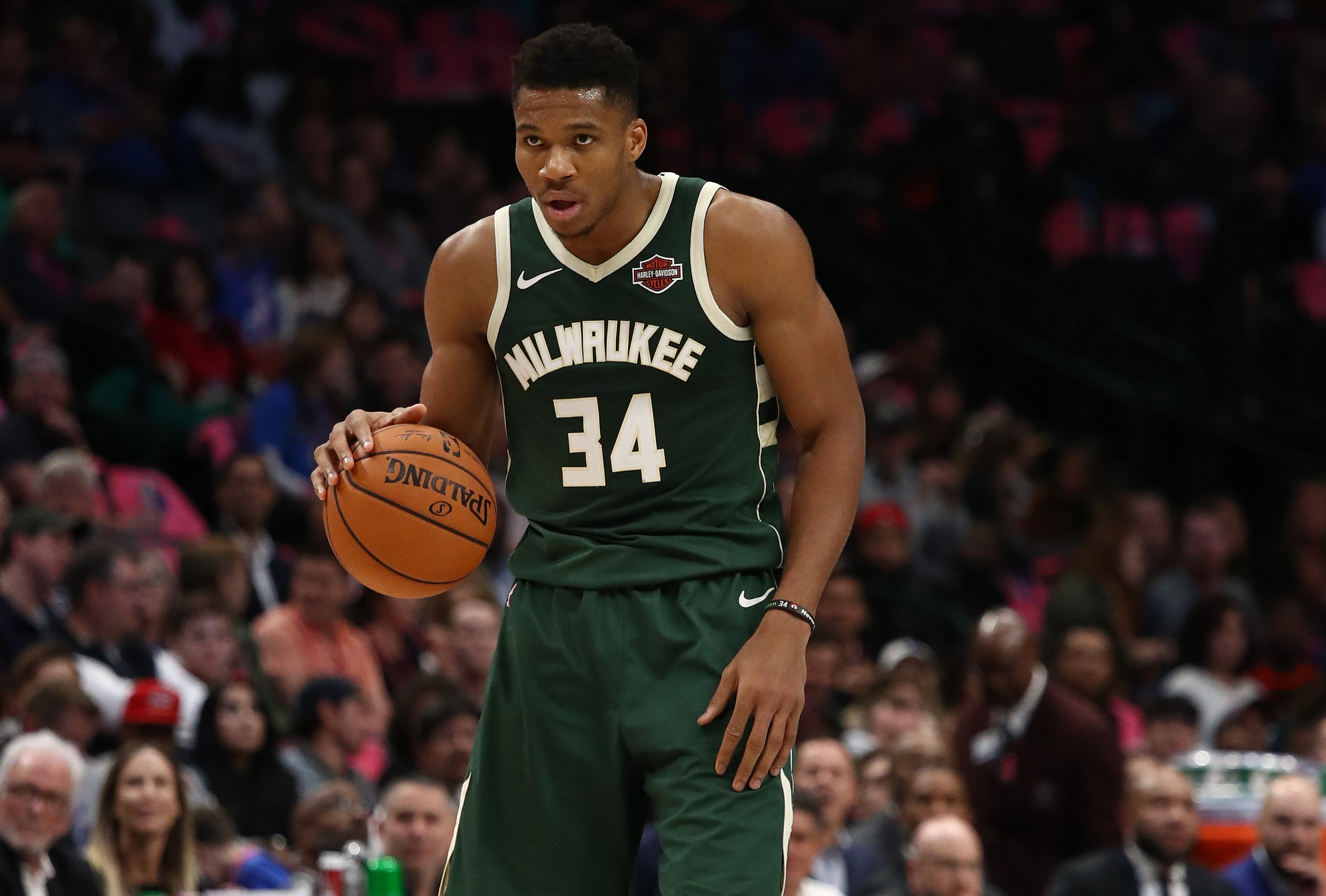 Giannis Antetokounmpo almost missed a game during his rookie year because he couldn't afford a taxi.