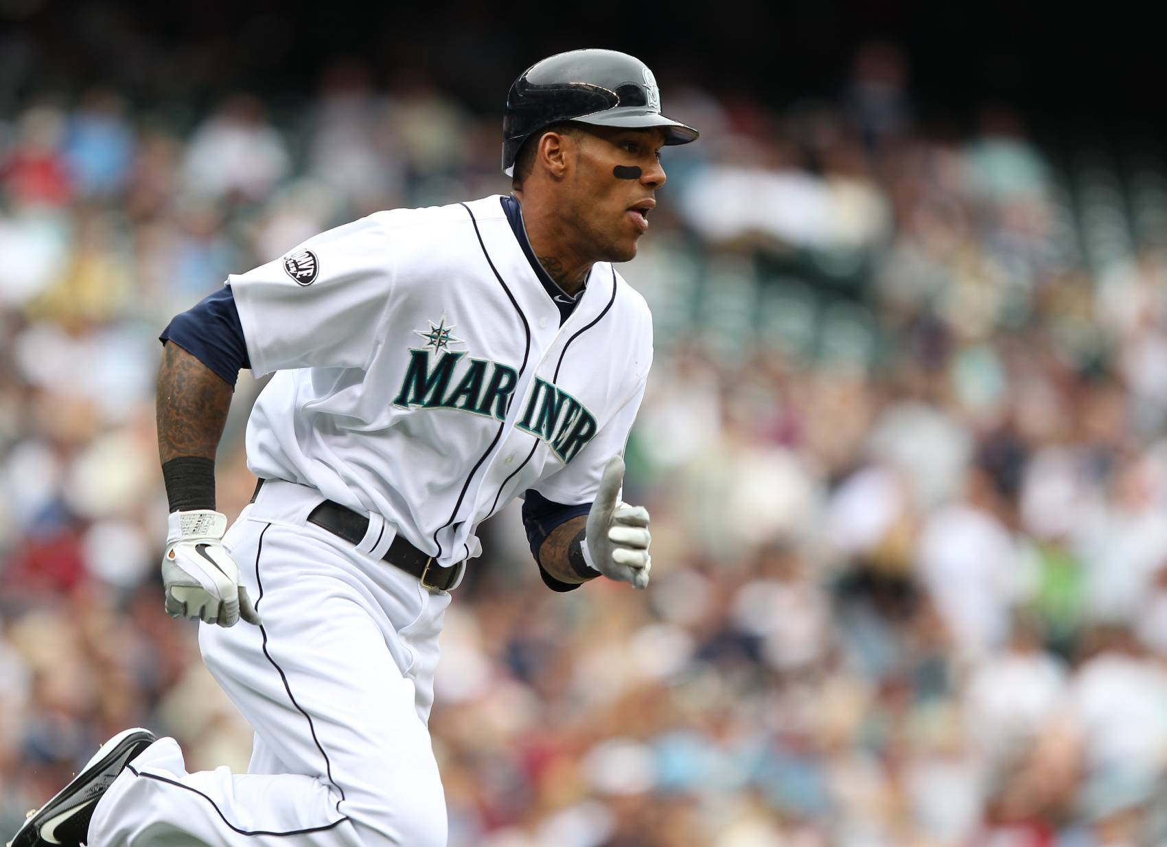 Former Seattle Mariners outfielder Greg Halman was murdered in November 2011, just months after his most recent game.
