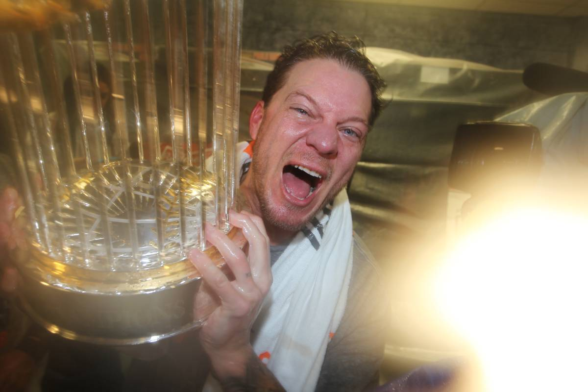 Longtime MLB pitcher Jake Peavy became very religious as a child. Peavy won two World Series titles and a Cy Young Award.