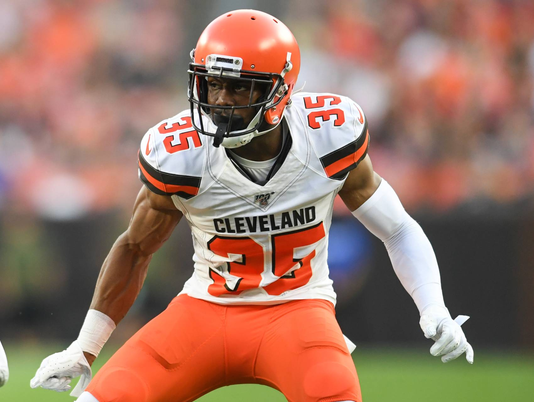 The Cleveland Browns cut safety Jermaine Whitehead in 2019 after his racist Twitter rants.