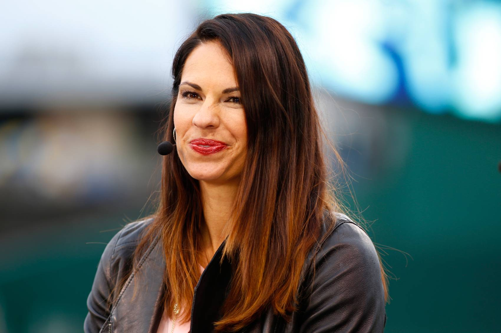 ESPN baseball announcer Jessica Mendoza has received plenty of criticism in recent years.