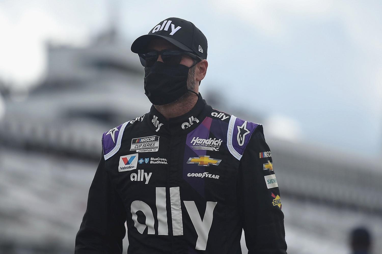Jimmie Johnson, NASCAR