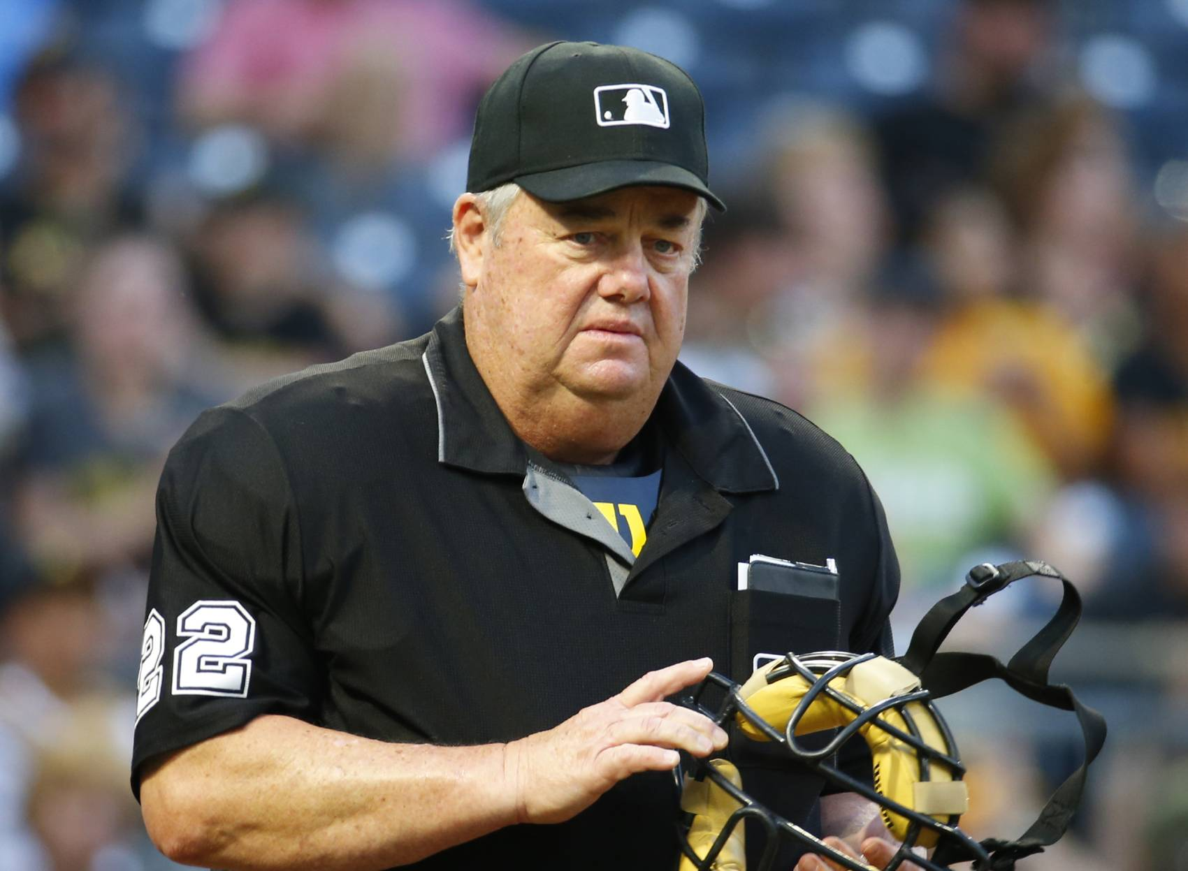 Veteran MLB umpire Joe West intends to work this season despite the COVID-19 risks.