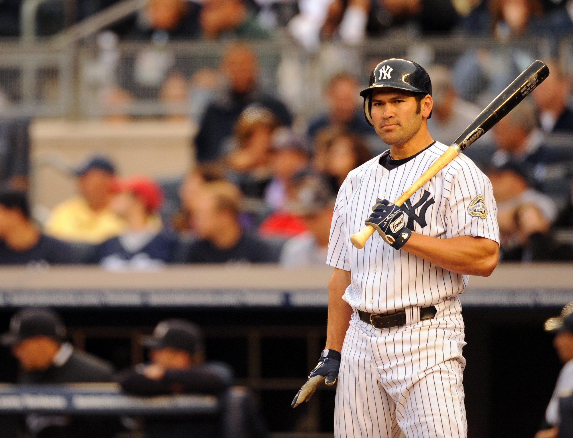 Johnny Damon's latest comments won't win him any favors with Boston Red Sox fans.