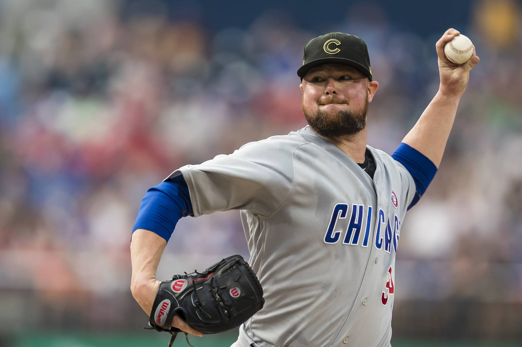 Chicago Cubs veteran left-hander Jon Lester has made nearly $200 million since he beat cancer.