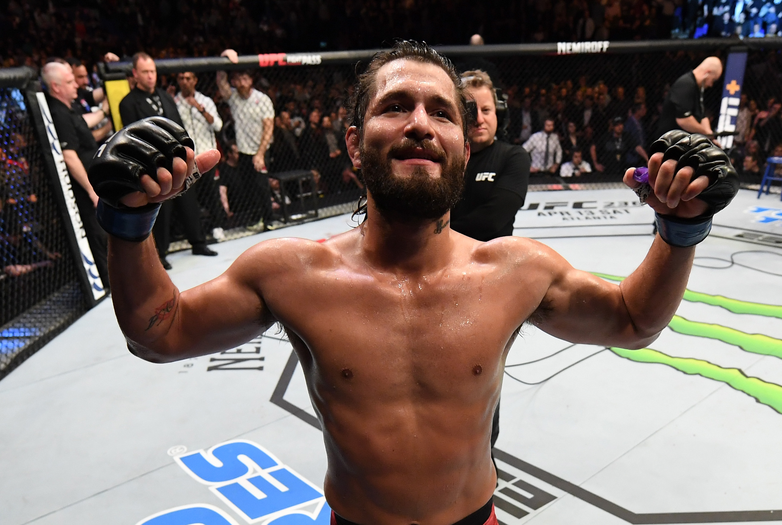 Jorge Masvidal Knows Exactly How to Beat Conor McGregor