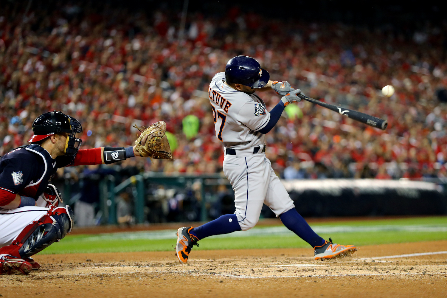 Jose Altuve could hit .400 in 2020.