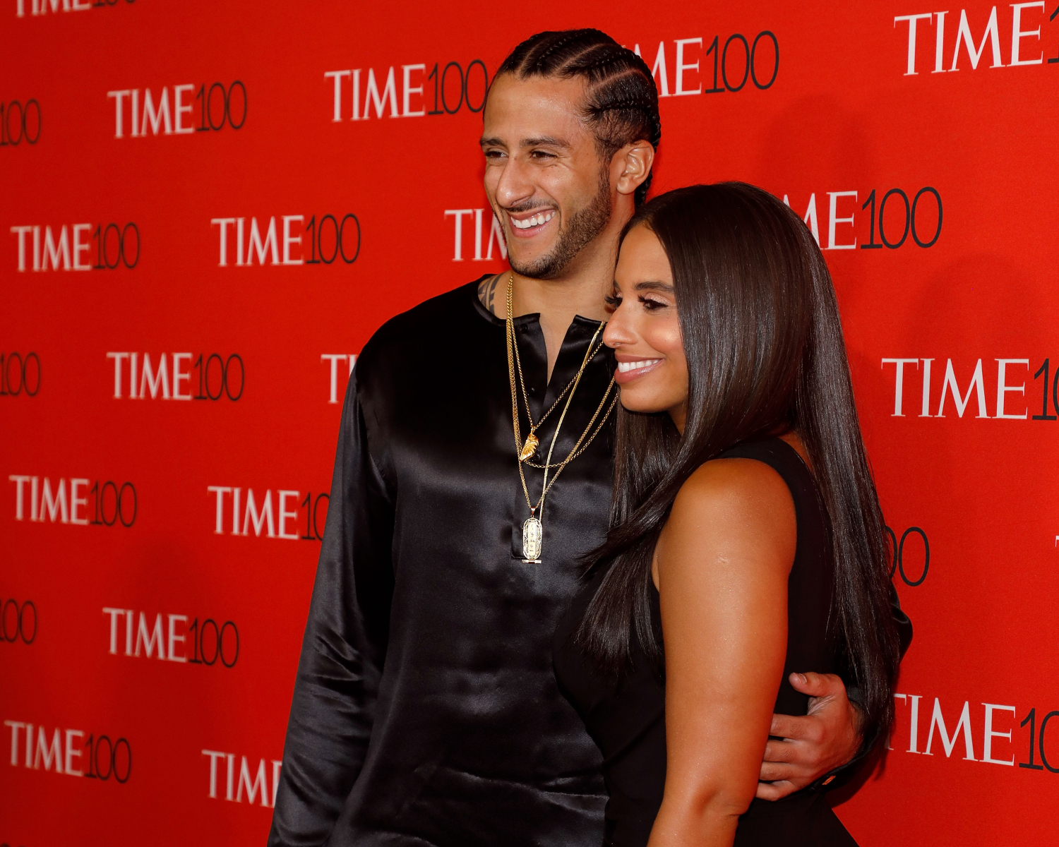 Big news was announced on Monday about a new deal that Colin Kaepernick is a part of. His girlfriend Nessa took to social media to react.