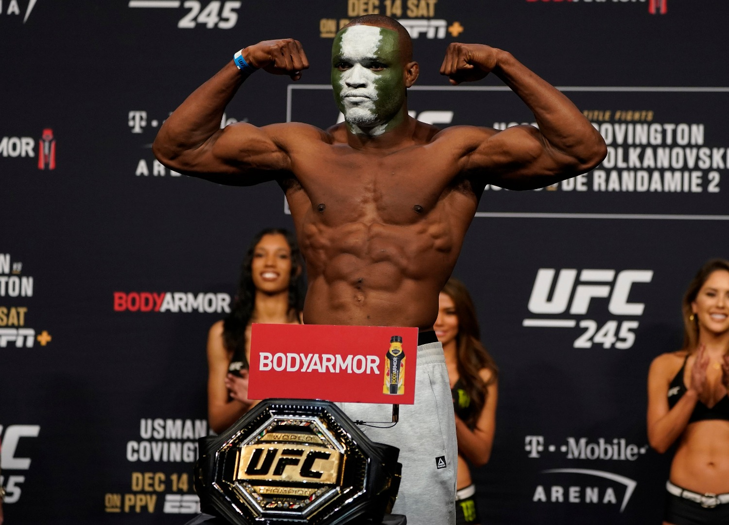 Kamaru Usman has racked up an impressive net worth as one of the top fighters in UFC.