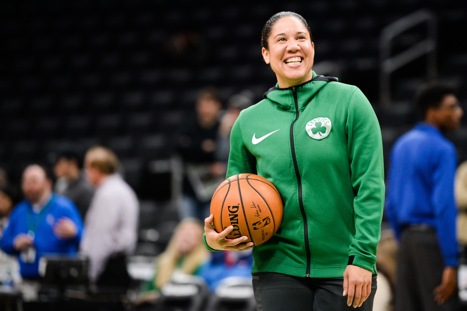 Kara Lawson has been in the news recently after Duke hired her to coach its women's basketball team. Who exactly is she?