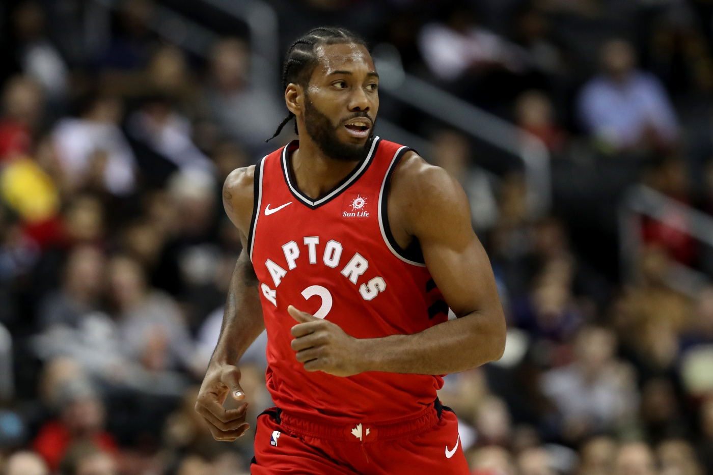 Kawhi Leonard Offers His Thoughts on Social Justice Statements on Jerseys