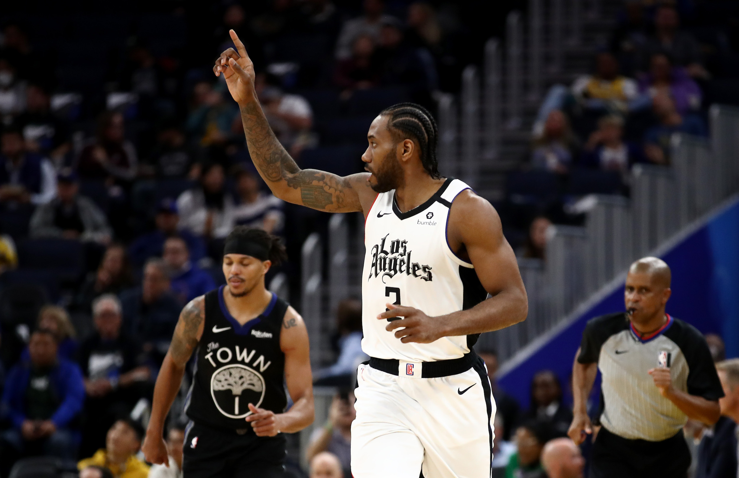 Kawhi Leonard has used hard work and repetition to become a legitimate NBA star.