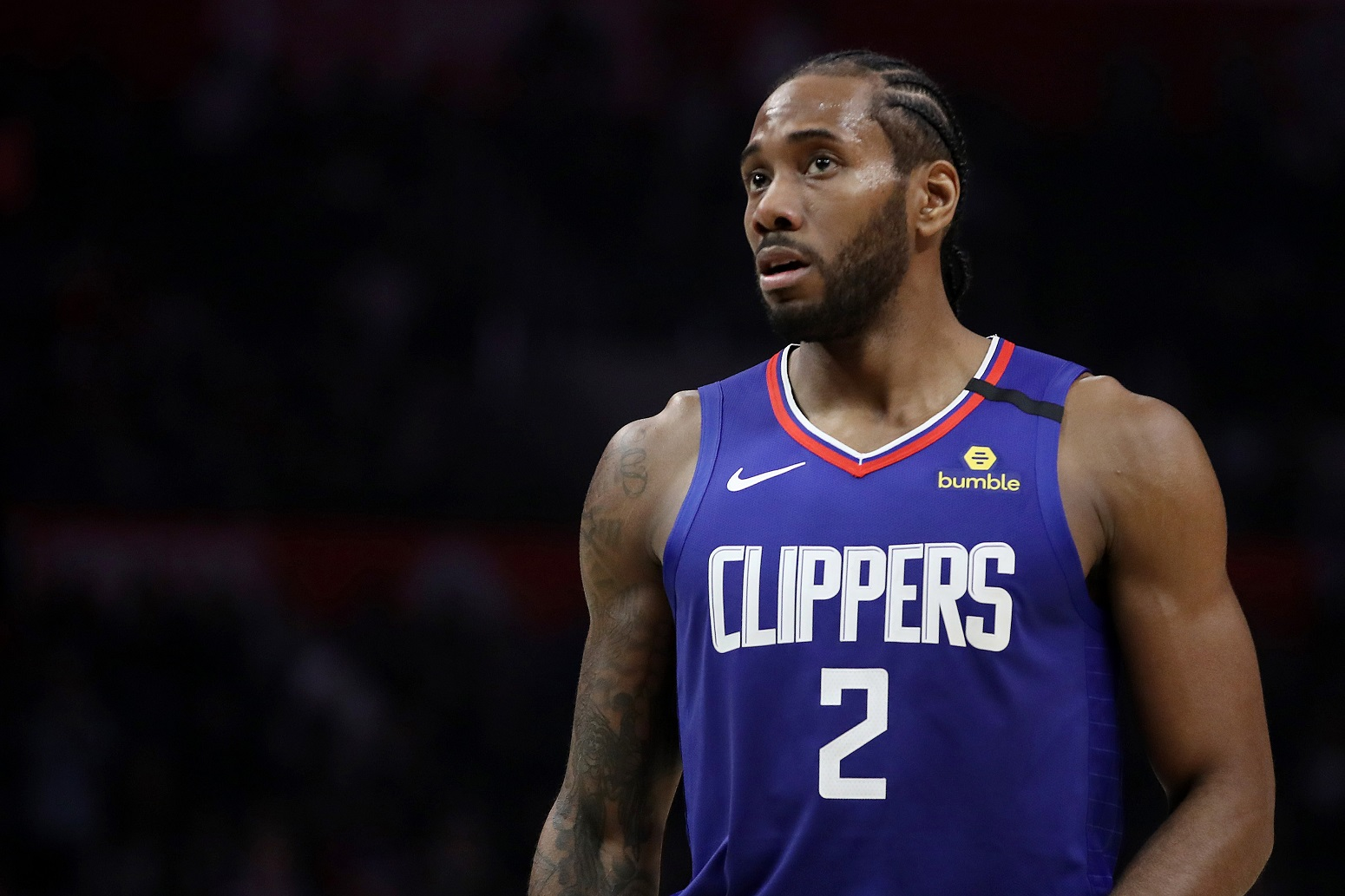 Clippers Kawhi Leonard Orlando Bubble